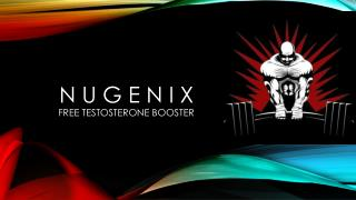 NUGENIX FREE TESTOSTERONE BOOSTER