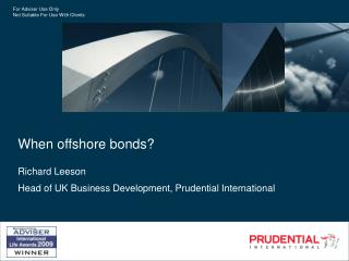 When offshore bonds?