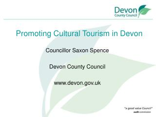 Councillor Saxon Spence Devon County Council devon.uk