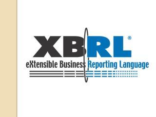 ¿Qué es XBRL?