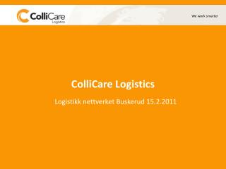 ColliCare Logistics