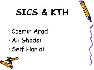 SICS & KTH