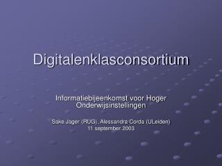 Digitalenklasconsortium