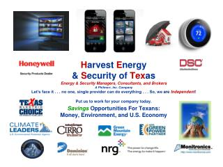 Phil Morris Licensed Security Services Dealer & Energy Consultant