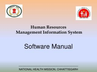 Human Resources  Management Information System   Software Manual