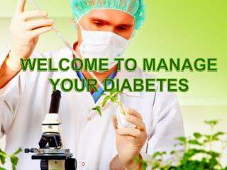 Manage  Diabetes by Ayurveda