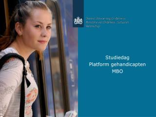 Studiedag Platform gehandicapten MBO