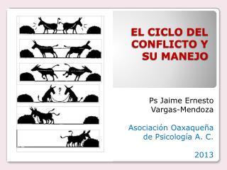 EL CICLO DEL CONFLICTO Y SU MANEJO