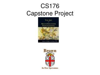 CS176 Capstone Project