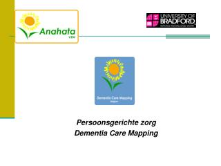 Persoonsgerichte zorg Dementia Care Mapping