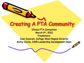 Creating A PTA Community