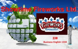 Showtime Fireworks Ltd.