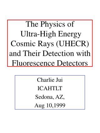 Charlie Jui ICAHTLT Sedona, AZ,   Aug 10,1999