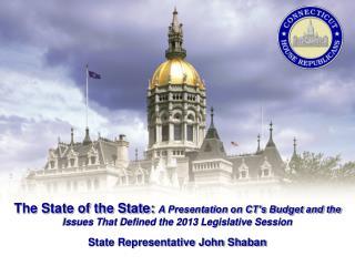 State Representative John Shaban