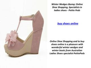 Shoes Online Shopping  |  Ladies Shoes
