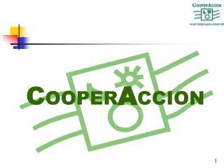 C OOPER A CCION