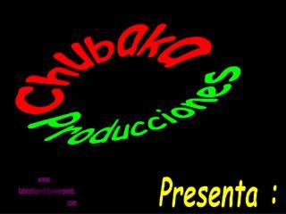 Producciones