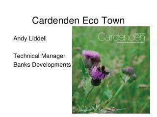Cardenden Eco Town
