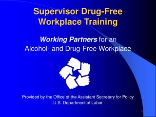 Supervisor Drug-Free Workplace Training