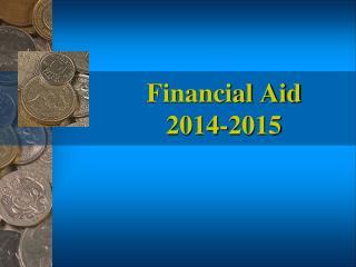 Financial Aid 2014-2015