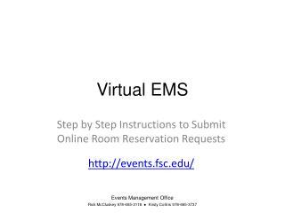 Virtual EMS
