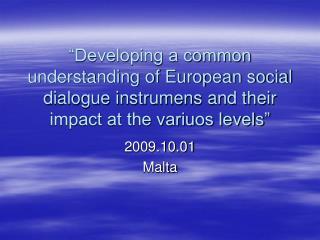 2009.10.01 Malta