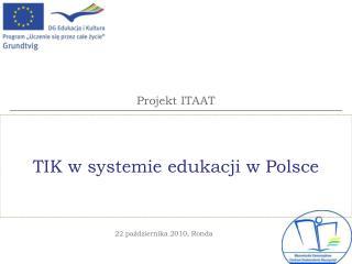 Projekt ITAAT