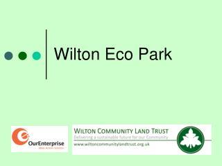 Wilton Eco Park