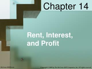 Rent, Interest, and Profit