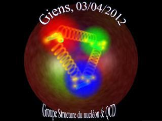 Groupe Structure du nucléon & QCD