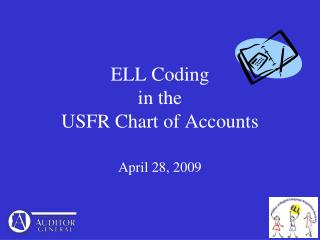 ELL Coding in the  USFR Chart of Accounts