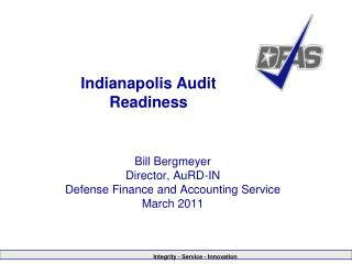 Indianapolis Audit Readiness