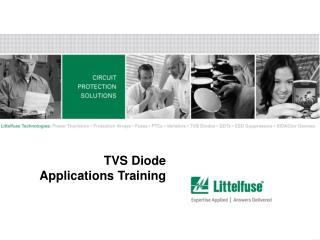 TVS Diode Applications Training