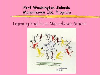 Port Washington Schools Manorhaven ESL Program