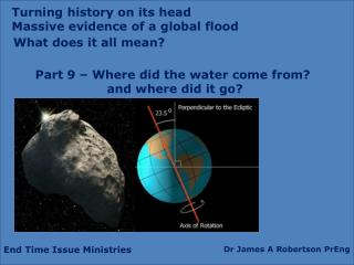 End Time Issue Ministries