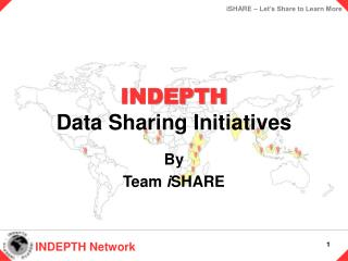 INDEPTH Data Sharing Initiatives