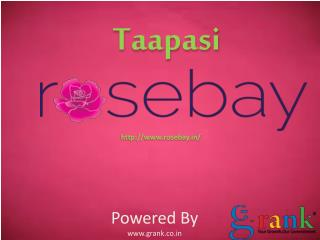 Taapasi Rosebay@Yelahanka Price, Location and Reviews