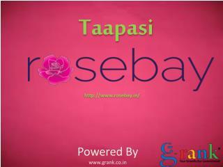 Taapasi Rosebay@Yelahanka Price, Location and Reviews