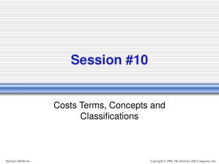 Session #10