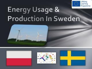 Energy  U sage  &  Production  In Sweden