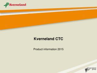 Kverneland CTC