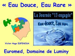 Euromed, Domaine de Luminy