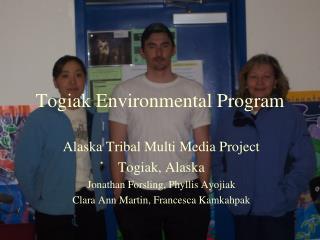 Togiak Environmental Program