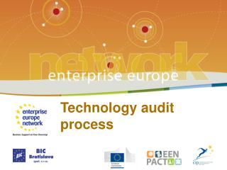 Technology audit process