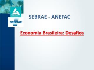 SEBRAE - ANEFAC