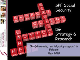 SPF Social Security DG  Strategy & Research