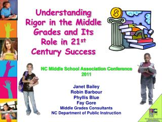 Understanding Rigor in the Middle Grades and Its Role in 21 st  Century Success