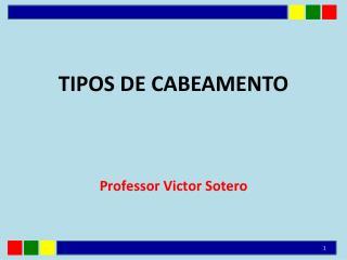 TIPOS DE CABEAMENTO