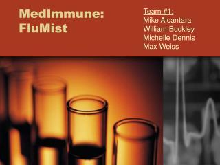 MedImmune: FluMist