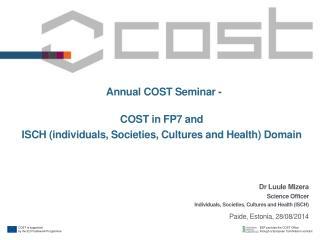 Annual COST Seminar -